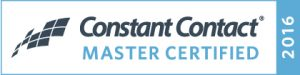 Constant Contact Master Certified Logo